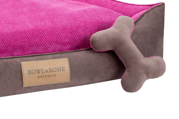 BOWN AND BONE HUNDESENG 'CLASSIC' PINK 2