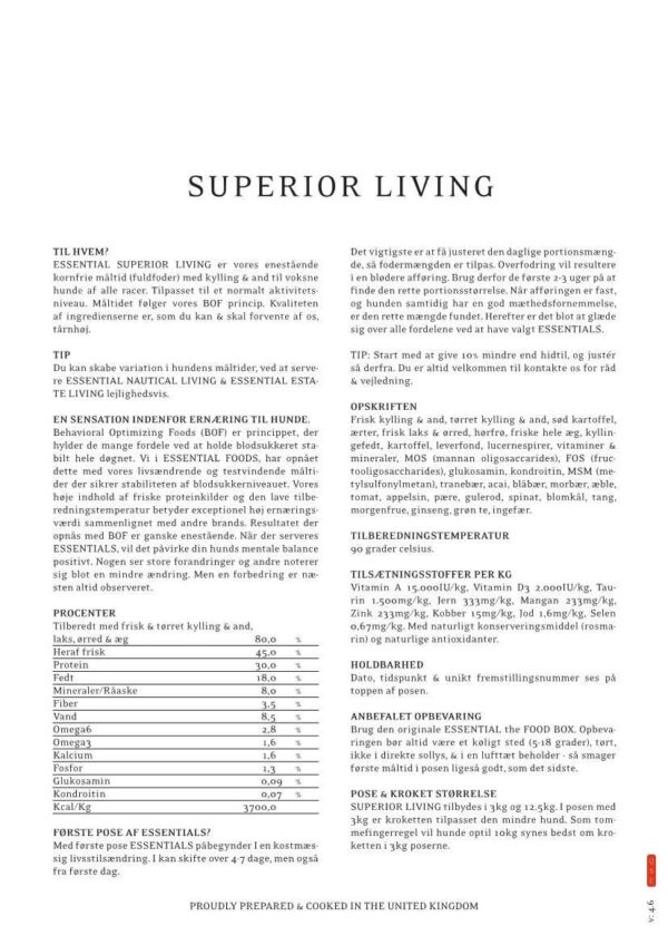 3KG ESSENTIAL SUPERIOR LIVING 1