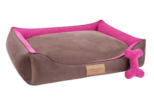 BOWN AND BONE HUNDESENG 'CLASSIC' PINK 1