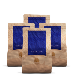 Hundefoder Nautical Living 4x3 kg